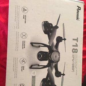 Drone Potensic T18 GPS/1080P